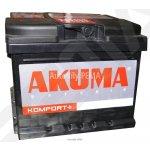 Akuma Komfort Plus 12V 65Ah 570A