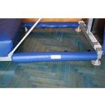 Kryt č. 3 na mobilní streetbalovou konstrukci - pojízdnou, s betonovým závažím (pol.11 509)
