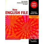 New English File Elementary Studenťs Book s anglicko-českým slovníčkem - Oxenden Clive