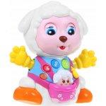 Huile Toys ovečka s pohybujicíma ručkama
