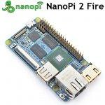 FriendlyARM NanoPi 2 Fire sada s chladičem