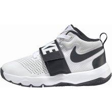 Nike TEAM HUSTLE D 8 (GS) white e5bb9e560ca
