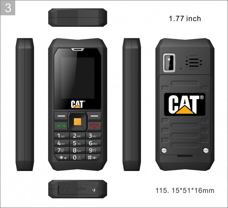 3a117d08d8e Mobilní telefony CATERPILLAR - Heureka.cz