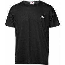 Lee Cooper Short Sleeve T Shirt Mens Black