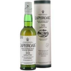 Laphroaig 10y 40% 0,7 l (tuba)