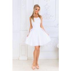 ade4ac2cb15b Elegantní dámské plesové šaty bílá alternativy - Heureka.cz