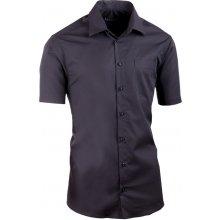 Aramgad Černá košile vypasovaná 40131