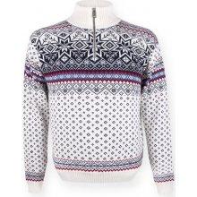 Kama 471 Retro kolekce svetr přírodně bílý