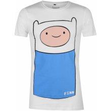 Character Adventure Time T Shirt Mens Finn Full