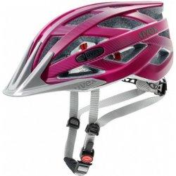 Přilba, helma, kokoska Uvex i-vo cc dark pink matt 2018