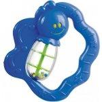 Canpol Babies Chrastítko šnek/motýl modré