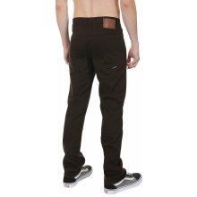 Funstorm Pánské kalhoty Econ brown