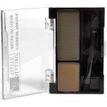 Malibu Glitz duo matné stíny na obočí 3 středně Brown a hnědošedé aplikátorem 3,5 g