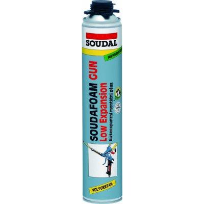 SOUDAL SOUDAFOAM GUN LOW EXPANSION polyuretanová pěna 750 ml