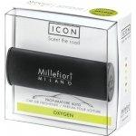 Millefiori Milano – ICON Oxygen, černá 47 g