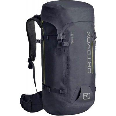 Ortovox Peak 40 Dry Black Steel Outdoorový batoh