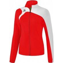 Erima CLUB 1900 2.0 REPREZENTAČNÍ bunda dámská Červená Bílá