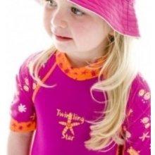 SplashAbout UV dětský neoprén růžová