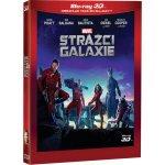 Strážci Galaxie 3D+2D BD