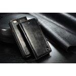 Pouzdro CaseMe Wallet iPhone 6/6S Plus černé