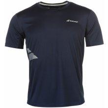 Babolat Match Tennis T Shirt Mens Navy