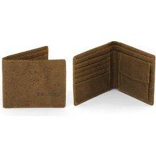 Fenz Korková peněženka P036 Hnědá P036