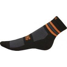Gapo ponožky Fit Young černoorange