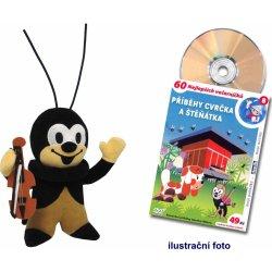 Plyšový Cvrček s housličkami Heureka.cz
