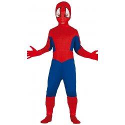 Dětský karnevalový kostým Spiderman kostým pavoučí muž