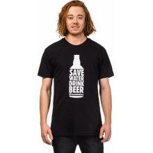 Horsefeathers Save Water Burgundy