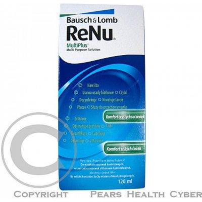 Bausch & Lomb ReNu MultiPlus roztok 120 ml