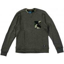 BLEND - Sweatshirt Green Ink (77192)