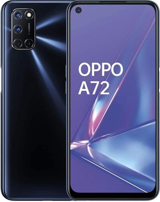 OPPO A72 4GB/128GB Dual Sim na Heureka.cz