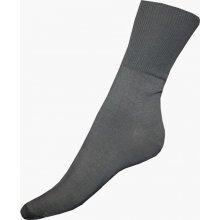 Gapo ponožky Zdravotní s elastanem grafit