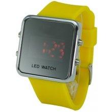 Zrcadlové LED Jelly III žluté
