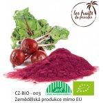 Les fruits du paradis BIO Červená řepa prášek 200 g