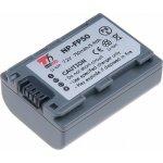 T6 power NP-FP50 750 mAh baterie - neoriginální