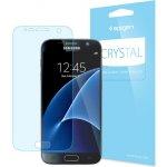 Samsung G930 / Galaxy S7 - Ochranná fólie - Spigen SP Ultra Crystal / Polykarbonátová