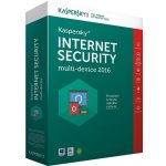 Kaspersky Internet Security multi-device 2 lic. 1 rok box KL1941OBBFS-6MCZ