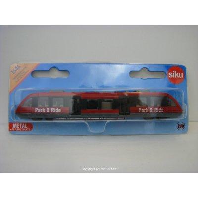 Siku Příměstský vlak S Bahn model 1646 1:120