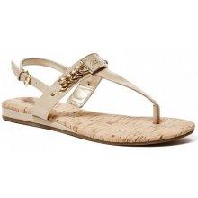 Guess Jadeene Sandals - light natural leather