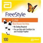 FreeStyle Lite diagnost. proužky 100 ks