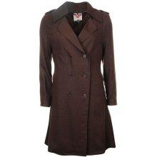 Lee Cooper Trench Coat dámské Brown
