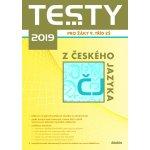Testy 2019 z českého jazyka pro žáky 9. tříd ZŠ - Petra Adám...