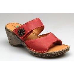 c07f4126dccf Dámská obuv Santé N 309 2 30 dámský ortopedický zdravotní pantofel červené