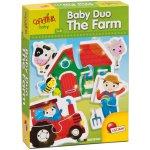 Lisciani Baby Duo Farma