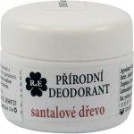 RaE krémový deodorant přírodní náhradní náplň Santalové dřevo 15 ml