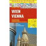 Vídeň 1:15T kapesní mapa MP lamino