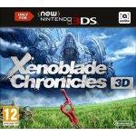 Xenoblade Chronicles 3D - new Nintento 3DS