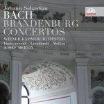 Braniborské koncerty CD
